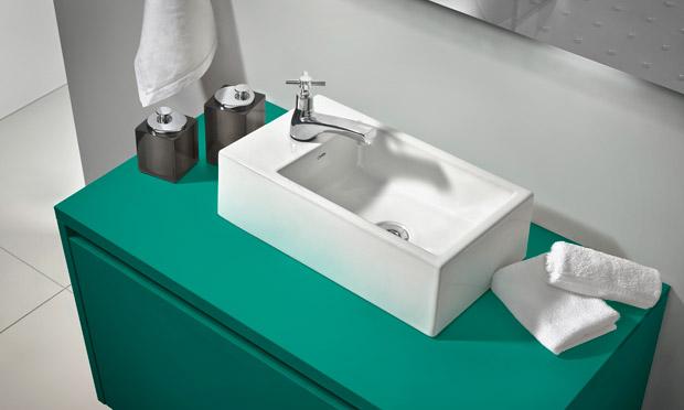 Cantisano -> Cuba Para Banheiro Interna